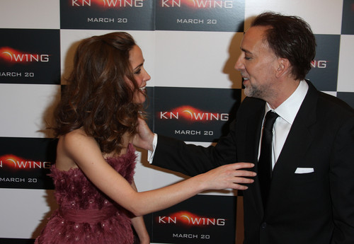 'Knowing' New York Premiere