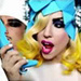 LADY GAGA ^__^ - lady-gaga-vs-kesha icon