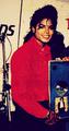 ♥ Michael.} - michael-jackson photo