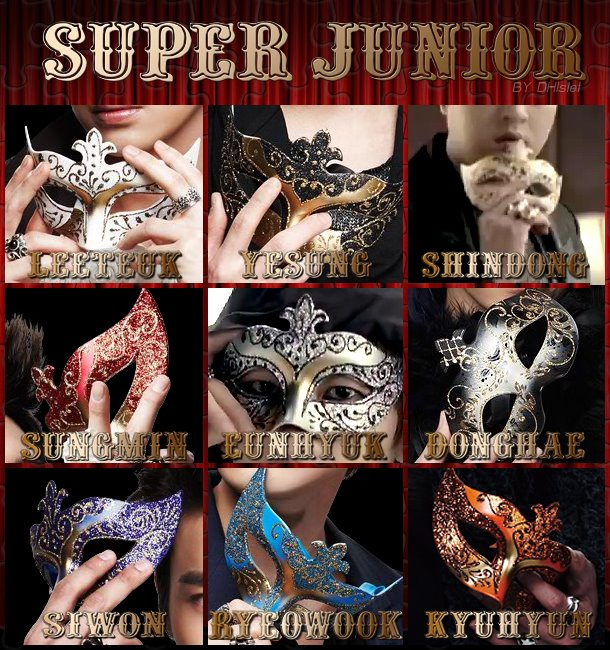 Super Junior Opera Japanese