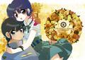 乱あ (Ranma and Akane)