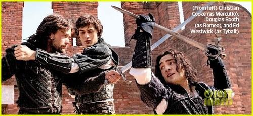 'Romeo & Juliet' First Look!