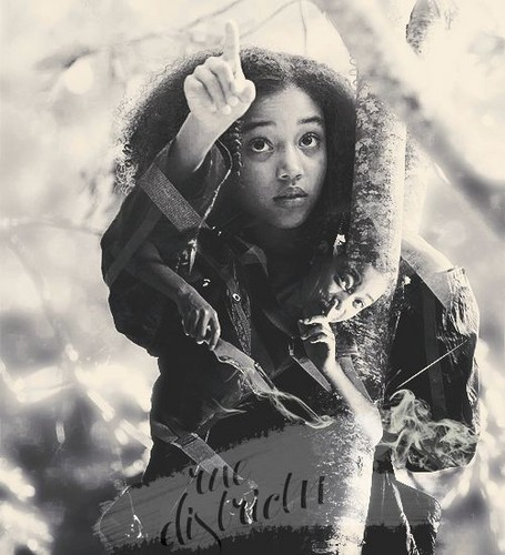 † Rue from The Hunger Games †