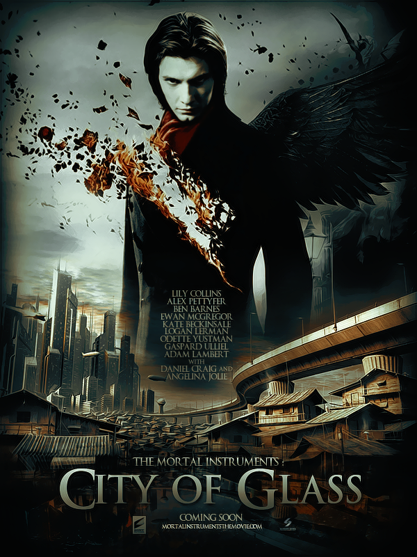 City Of Glass Images The Mortal Instruments City Of Glass Fanmade