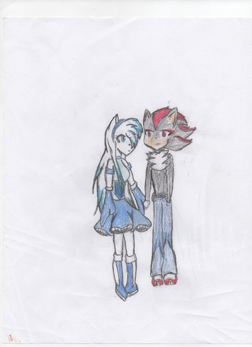 .::request::. Snowy and Shadow