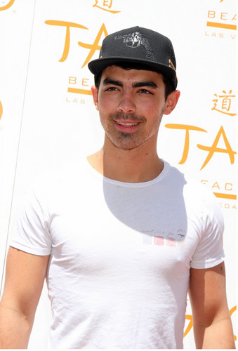 Joe Jonas wallpaper with a jersey titled 2012