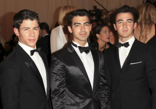 The Jonas Brothers wallpaper entitled 2012