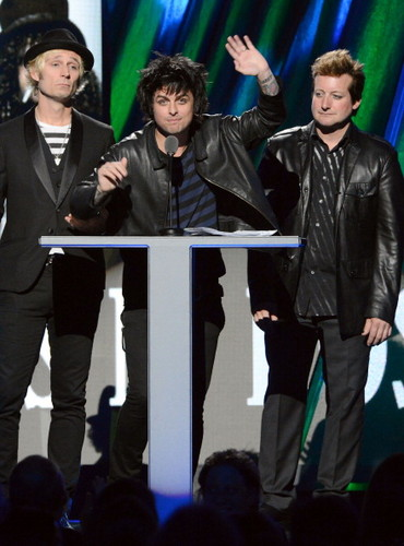 27th Annual Rock and Roll Hall of Fame Induction Ceremony 4/14