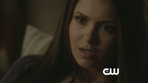 The Vampire Diaries TV Show wallpaper with a portrait titled 3x22 Webclip 1