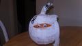 A Mummy Pumpkin
