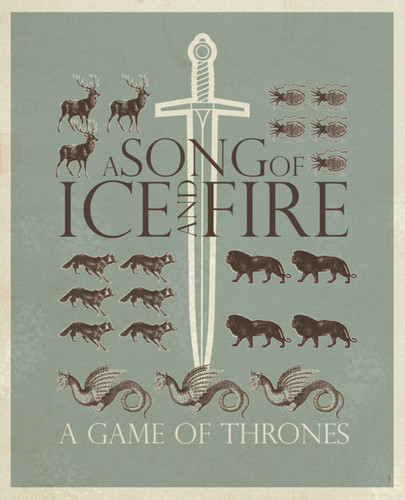 A Song of Ice and Fire - a-song-of-ice-and-fire Fan Art