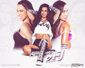 AJ Lee - wwe wallpaper