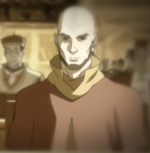 Aang, all grown up