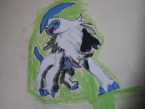 Absol(painted)