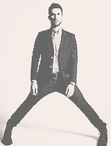 Adam Levine wallpaper containing a business suit called Adam :)