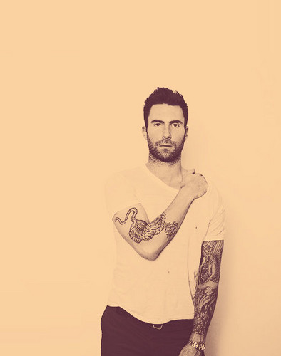 Adam - adam-levine Fan Art