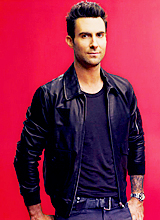 Adam Levine wallpaper possibly with a hip boot and an outerwear entitled Adam