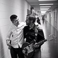 Alex Turner & Dan Auerbach - the-black-keys photo