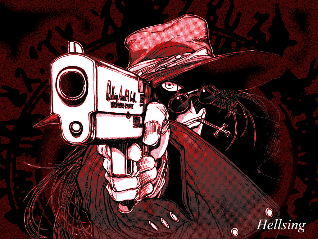 Dakaroth Images Alucard Hellsing Hd Wallpaper And Background