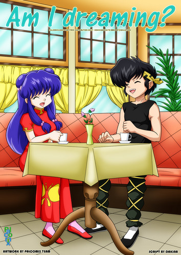 Am I Dreaming? ( Shampoo and Ryoga)
