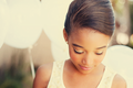 Amandla Stenberg  - the-hunger-games photo