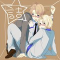 AmerCan - hetalia-couples photo