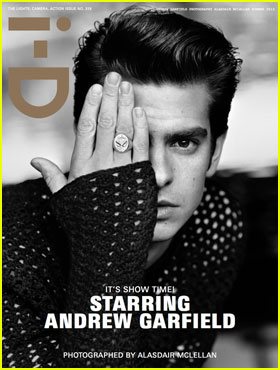 Andrew - i-D Summer 2012 - andrew-garfield Photo