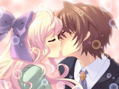 animé Couple