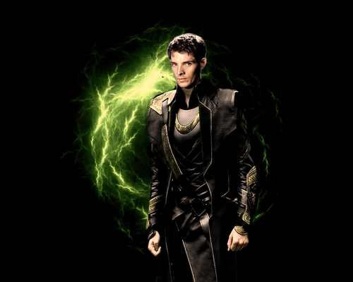 Colin Morgan wallpaper titled Another Loki....more charming and sexy