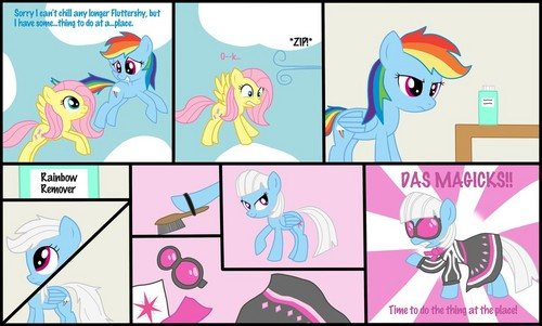Another interesting theory - my-little-pony-friendship-is-magic Photo