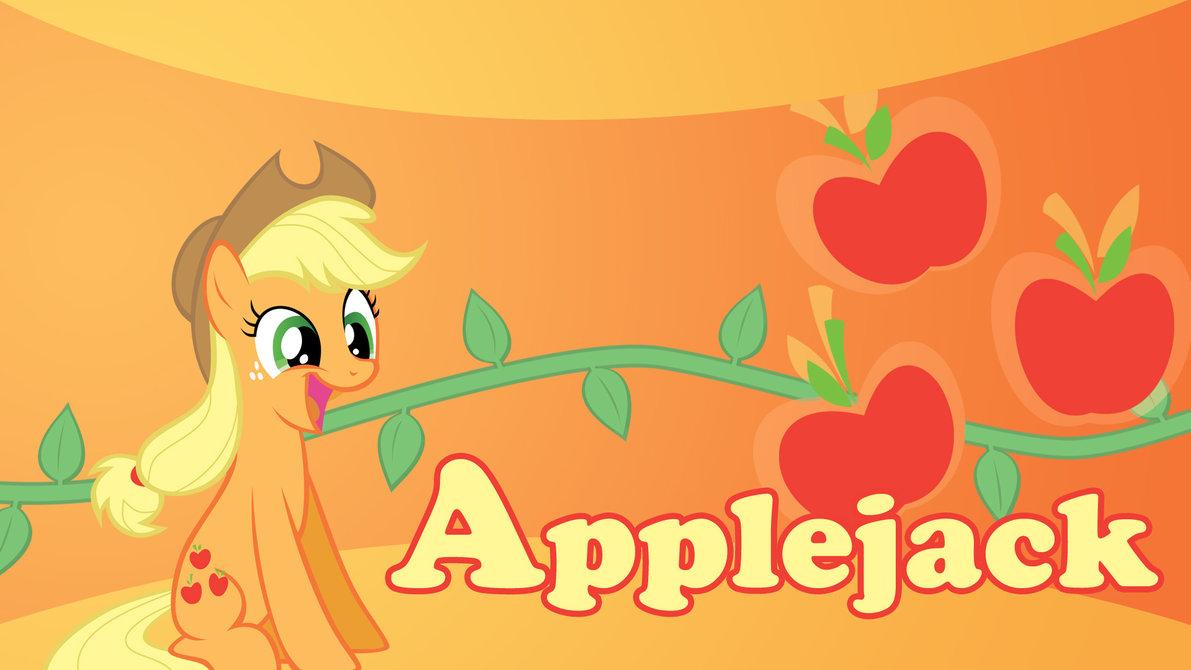 applejack my little pony friendship is magic photo