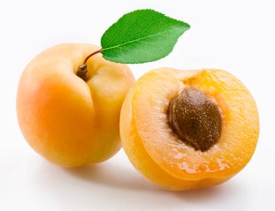 Damasco fruto
