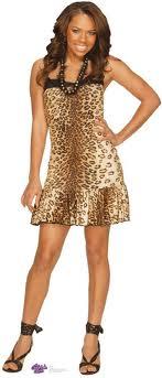 Aqua from The Cheetah Girls