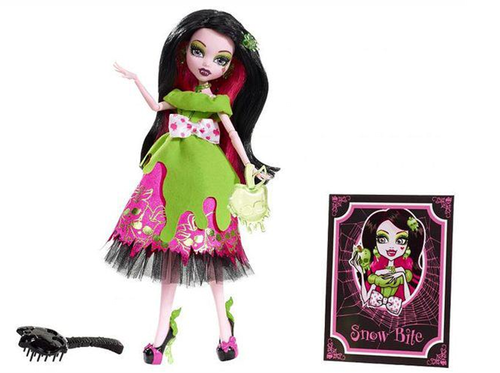 Scary Tales - doll range