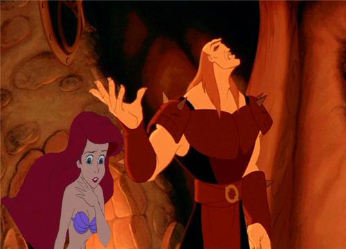 Ariel's Choice
