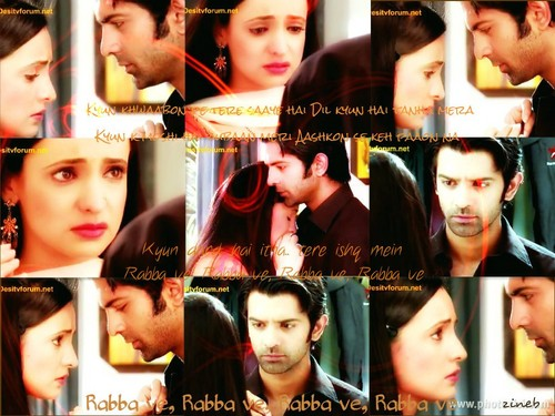 Arnav khushi and new rabba ve