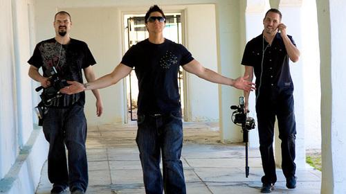Arron, Zak, and Nick