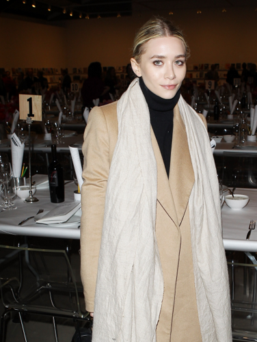 Ashley - At the Museum Of Art's 1st Annual Precognito Gala, March 15, 2012