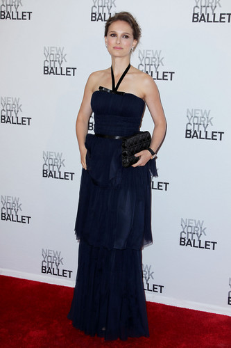 Attending the New York City Ballet's Spring Gala at David H. Koch Theater, 林肯 Center, NYC (May