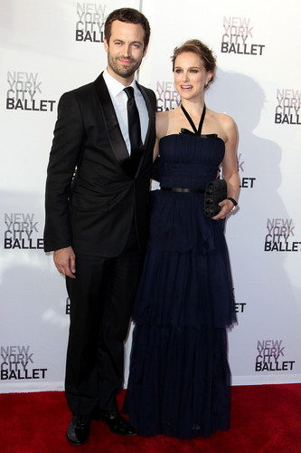 Attending the New York City Ballet's Spring Gala at David H. Koch Theater, Lincoln Center, NYC (May  - natalie-portman Photo
