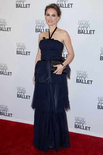 Attending the New York City Ballet's Spring Gala at David H. Koch Theater, 링컨 Center, NYC (May