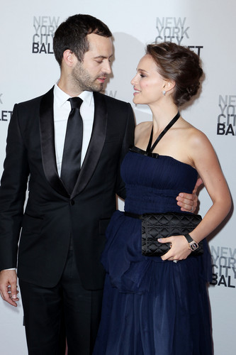 Attending the New York City Ballet's Spring Gala at David H. Koch Theater, لنکن Center, NYC (May
