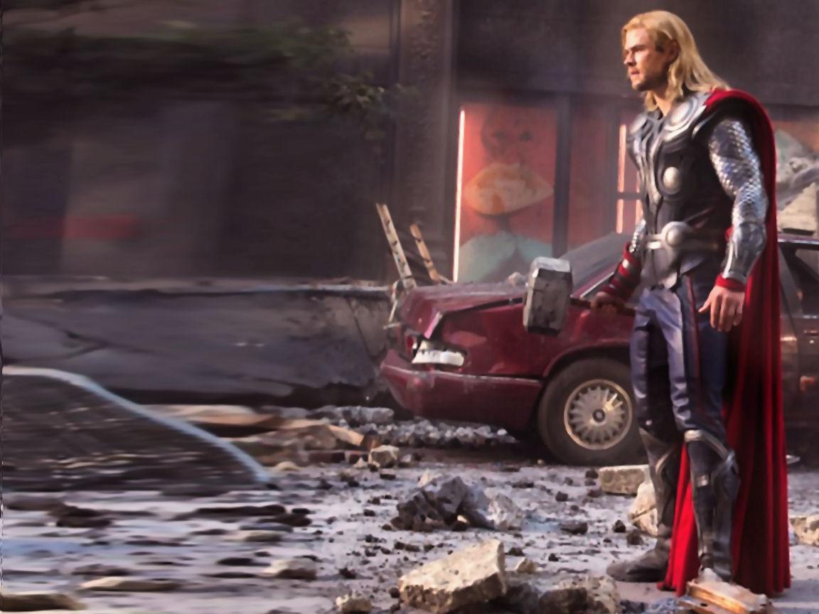 Avengers 壁纸