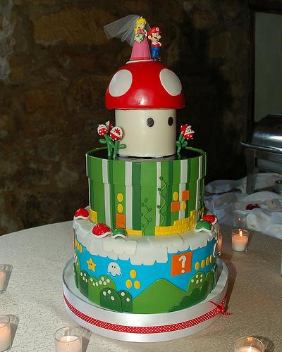 Awesome cake (:!