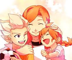 Axel and family