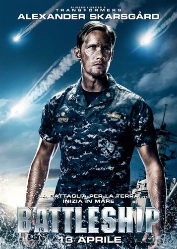 Battleship Movie Posters