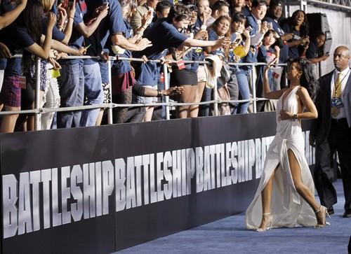 Battleship Premiere In Los Angeles [10 May 2012]