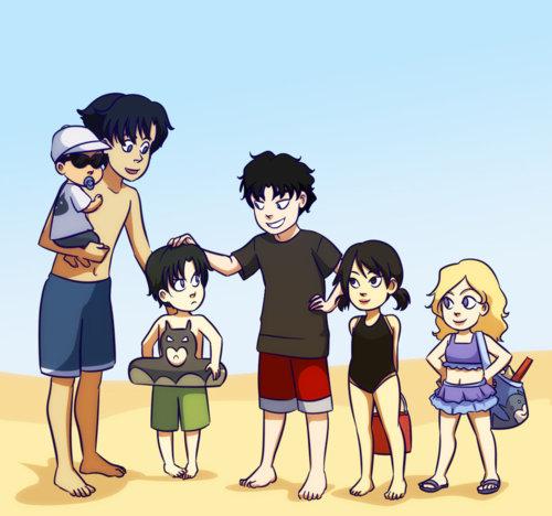 bờ biển, bãi biển Bats!