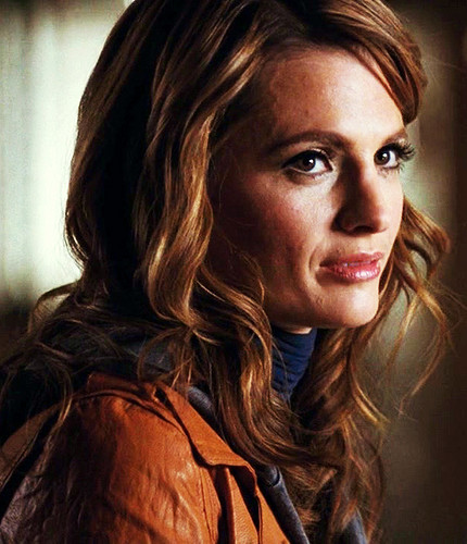 성 바탕화면 possibly containing a portrait entitled Beautiful Katherine Beckett (4x22) <333