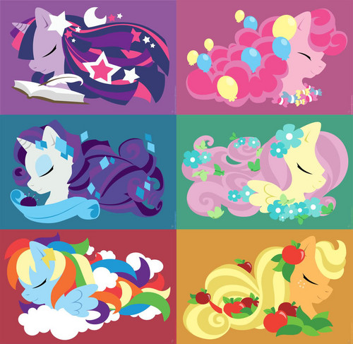my little pony friendship is magic wallpaper entitled Beautiful Ponies!!!!!